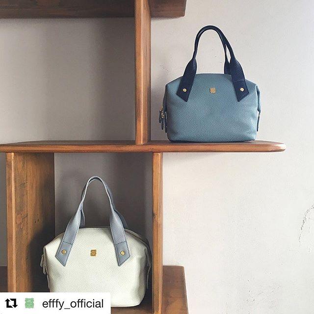#Repost @efffy_official with @get_repost・・・New  Item2WAYボストンバッグGV1-23 SAX/WH ¥13,500+TAX.カラフルでかわいいこれからのボストンバッグ。荷物がバッグの中で迷子になりにくいボストンバッグ。小ぶりなデザインのように見えてしっかり入る実力派です。お嬢さん持ちのときはハンドルのみで。カジュアル持ちは、ショルダーで。コーデによっていろいろ使い分けられるのもうれしい .#efffy#エフィー#Wallet#ウォレット#革小物#財布#バッグ#ItalianMaterial#Pochette#ポシェット#ロングウォレット#二つ折り財布#ボックス型コイン財布#カラフル小物#春色財布#牛革財布#春夏新作革小物#2waybag#ホワイトリュックサック#牛革リュックサック#春夏コーデ#牛革スムース素材#日本製シュリンクエンボス牛革