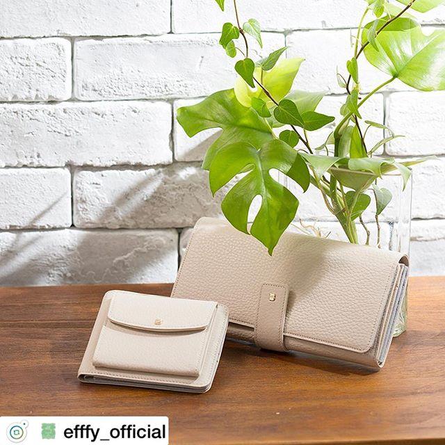 New item長財布CLB1-01 ¥16,000+TAX二つ折り財布CLB1-02 ¥13,000+TAX注目度アップ収納を持ち歩くキャリーストレージお財布シリーズが今、大人気!その秘密は、ガバッと開くコインケースのデザイン!レジ前であわてることなくスマートにコインの出し入れができます。それもそのはず整理収納アドバイザーの梶ヶ谷陽子さんとefffyのコラボアイテムなので使いやすさをしっかり考えました。長財布はインナーファスナー付きで、大切なものを入れても安心。二つ折り財布はミニマルだから小さなバッグにもすっぽり。素材はやわらかくて使いやすいイタリア生まれのシュリンクレザー。春財布はもうこれで決まり️ .#efffy#efffys_closet_official#Yanagidamasami#革小物#leatherbag#madeinjapan#sacsbar#Happy#カラフル小物#かわいい#sacsbar#carrystorage#キャリーストレージ#梶ヶ谷陽子#収納を持ち歩く