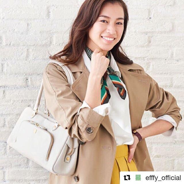 #Repost @efffy_official (@get_repost)・・・革バッグ 革財布 efffy SSシーズンの新色のご紹介です。柔らかくボリューム感のある日本製天然シュリンク牛革を使用したロングハンドルのボストンバッグ。フロントの大きめのポケットがデザインポイントで、長めのハンドルは肩掛けでの使用が可能でとても便利です。ON&OFF兼用で使用でき、SSシーズンのコーディネートの幅を広げるアイテムです!no_MI1-01 color_WH ¥19,000(+tax)www.efffy.comefffy coredo muromachiefffy nagoyaefffy's closet chofu efffy's closet machidaefffy's closet yokohama efffy's closet saitama shintoshin efffy's closet tokorozawaefffy's closet takasaki efffy's closet nishinomiya#efffy#efffys_closet_official#madeinjapan#handbag#leatherbag#leather#sacsbar#gransacs#sacsbarjean#white#日本製#革バッグ#春コーデ#トレンチコート#ブラウス#ハンドバッグ#ボストンバッグ#カジュアルコーデ#オフィスコーデ#ママコーデ#ホワイト#ワンピース#スカーフ#エフィー#サックスバー#グランサックス#サックスバージーン#かわいい#お洒落さんと繋がりたい
