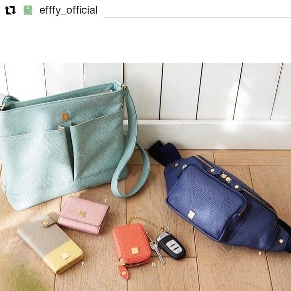 #Repost @efffy_official (@get_repost)・・・革バッグ 革財布 efffy リゾートに便利な商品のご紹介です。今、話題のウエストバッグネイビーカラーでコーデしやすく斜め掛けができてボディーバッグの様にも使用できます。爽やかなピスタチオカラーのショルダーバッグはショルダーでは珍しいアオリポケット仕様になり収納に便利です。小さめのバッグの収納に便利な三つ折りミニ財布やスマートキーが収納できるキーケース、生活に欠かせない大切なスマートフォンをカバーするスマートフォンケースなとを多彩なカラーのイタリア製シュリンク牛革で展開しております!no_EN1-19 color_PIS ¥15,000(+tax)no_MI1-06 color_NV ¥13,500(+tax)no_GV1-29 color_PI ¥10,000(+tax)no_GV3-02 color_OPI ¥6,300(+tax)no_IN1-43 color_GBE ¥6,500(+tax)www.efffy.comefffy coredo muromachiefffy nagoyaefffy's closet chofu efffy's closet machidaefffy's closet yokohama efffy's closet tokorozawaefffy's closet saitama shintoshin efffy's closet takasaki efffy's closet nishinomiya#efffy#efffys_closet_official#madeinjapan#leatherbag#wallet#leather#sacsbar#gransacs#sacsbarjean#日本製#ウエストバッグ#スマホケース#ピスタチオグリーン#ピンク#ネイビー#グレージュ#オレンジ#カジュアルコーデ#ママコーデ#リゾート#エレガント#エフィー#サックスバー#グランサックス#サックスバージーン#お洒落さんと繋がりたい#かわいい