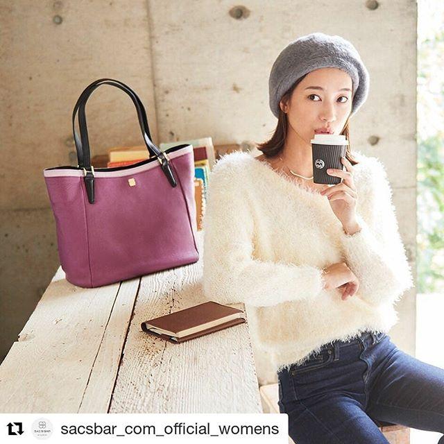 #Repost @sacsbar_com_official_womens (@get_repost)・・・☆米倉涼子さんが主演のドラマで持たれていた #efffy のトートバッグのご紹介です・efffy / エフィー  カラーパレットコレクショントートバッグ:¥26,000円 +tax女性らしい上品な印象のトートバッグ収納力もあるのでデイリー使いにもオススメです♪・大注目のこのトートバッグ、売り切れ前に要チェックです️パープルの他にもブラック、グレーベージュ、キャメル、レッドもございます️・@sacsbar_com_official_womens のTOPページURLからチェック!検索窓から『 カラーパレット 』と入力☆☆・ #米倉涼子 #efffy #エフィー #トートバッグ  #totebag  #新作  #ドラマ着用アイテム #コーデ #大人コーデ #womagazine #ウーマガジン #instalike #可愛いもの好きな人と繋がりたい #おしゃれ好きな人と繋がりたい #love #sacsbar #サックスバー #sacsbarapp #サックスバー公式アプリ #サックスバー公式通販サイト☆